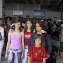 Mi na letališču =)