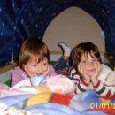 Oktober 2005: Kakšna dobra postelja, kajne, Ema?
