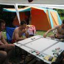 Tisti del igre ko smo še imeli malo žetonov - na koncu je blo vse od Žnidarja.