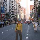 Na ulicah BA