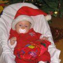 ...pr nas je bil pa Božiček :)