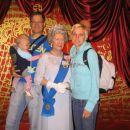 kraljica se je hotla fotkat z nami:)