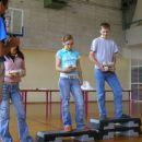 1., 2. in 3. nagrada za orienatcijski pohod fazanov
