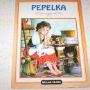 Pepelka, knjižica, tiskane črke, 2€