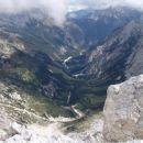 Pogled na Zadnjo Trento