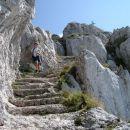 Stopnice na Batognico