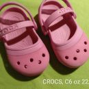 Crocs, C6 oz 22/23
