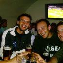 after football match