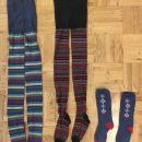 hlačne nogavice 11-12 let 1 eur