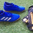 Adidas Predator (dvoranski) UK 4 1/2 EU 37 1/3 kot novi 20 eur