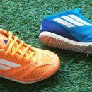 Adidas tekaški čevlji, šprintarice UK 13 1/2 EU 32 kot nove, zelo mehke 10 eur