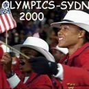 At the opening ceremony in the 2000' Olympics in Sydney, Australia!