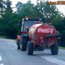Always CocaCola...LOL