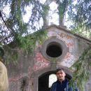 Ostanek kapelice Italjanske poveljniške utrdbe
