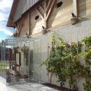 Vhod v vinsko klet in restavracijo