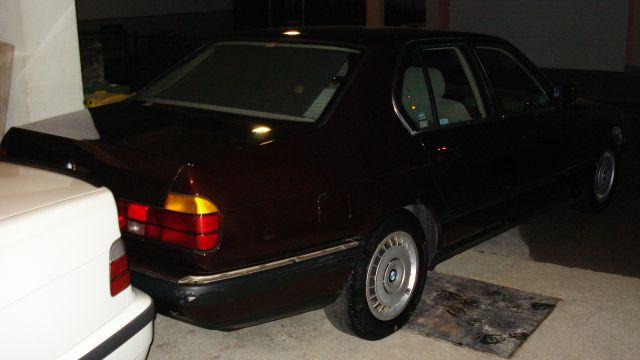 E32 730iA brokat - foto