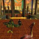 Barrage/Pet ekipa, ki dela Tomb of the Primeval Kings.