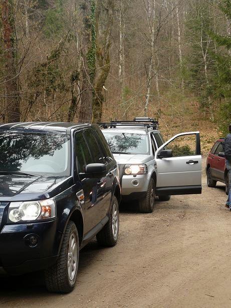2.srečanje Land Roverjev - foto