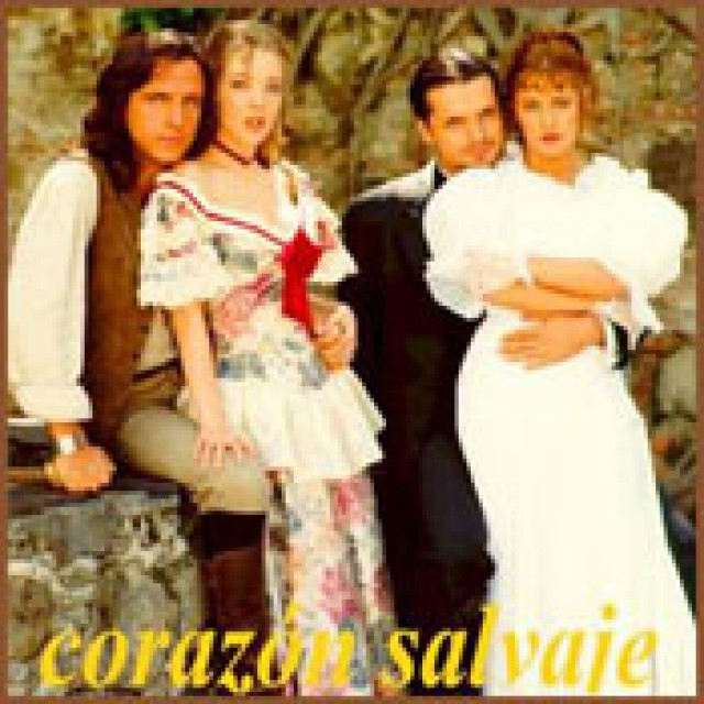 Corazon Salvaje-Monica - foto