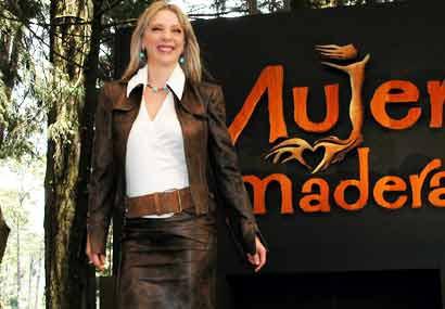 Mujer de Madera-Marisa#1 - foto