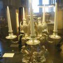 svečniki+sveče
