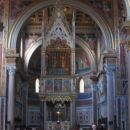 Notranjost bazilike San Giovanni