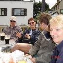 Malica v pubu malo pred mejo (Dejan, Nives, Enis, Olivera)