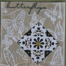butterfly ornament 3/8
