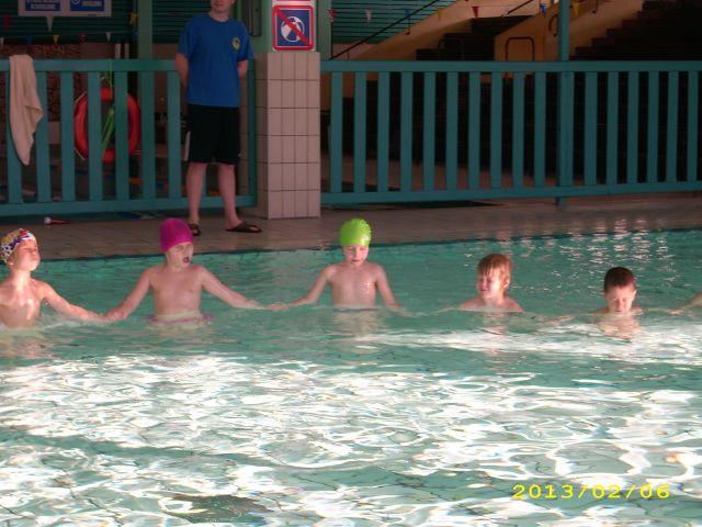 Ajda plavalni tečaj, 07.02.2013 - foto