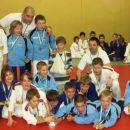 JK Bežigrad je postal prvak otroške judo lige za l. 2008. K ekipni zmagi sem prispeval 13