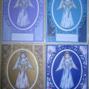 Kvartet angelskih vil