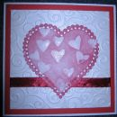 Srce polno ljubezni za mojega valentina ♥