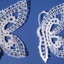 metuljcka, ki bosta postala broskacestitka