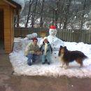 Šado in sneženi mož