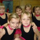 Novoletni cheerleading 20.12.2008 (Minimini Pumice)