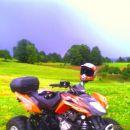 Slabo vreme in dež puščam za sabo!