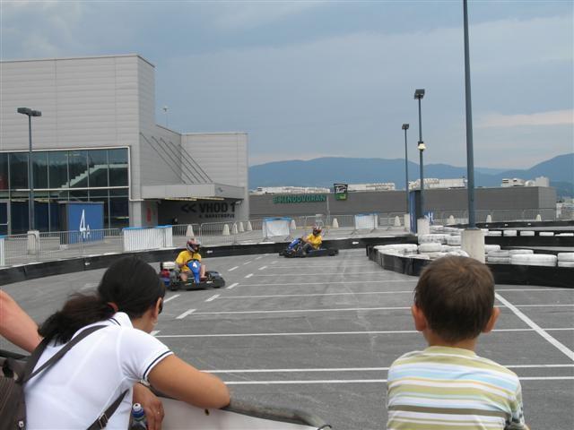 Celje - Karting 13.07.2008 - foto
