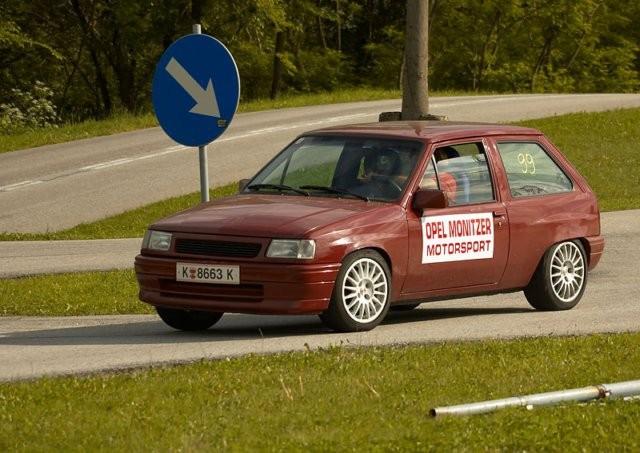 2005-05-15 - Avtoslalom - Murska Sobota - foto
