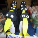 pingvini na toaletnih tulcih