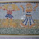 Mozaik za otroško sobo!