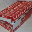Ta škatla bo ostala pa kar doma - je meni tako všeč, da je ne dam iz rok.