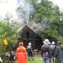 Intervencija-Požar vikenda  na Praprošah