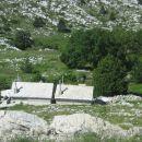 Kamnite pastirske hiše.