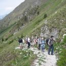 Po južnem pobočju Viškorške gore.