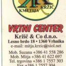 info vrtnega centra Kržič  www.krzic.com