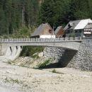 Novi loški most. Lep.