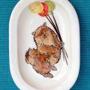 Pomeranian(16x12,5cm) - 10 €