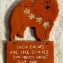 chow chow- 7 € SOLD