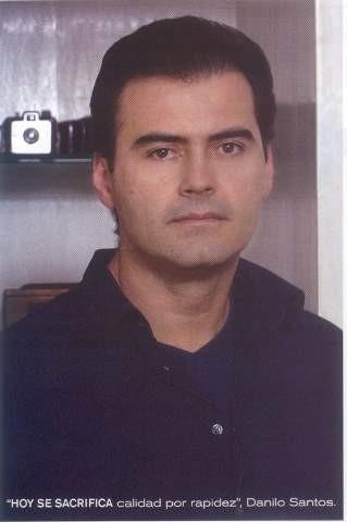 Danilo Santos - Argimiro  - foto