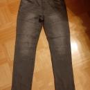 kavbojke C&A, črne barve velikost 152